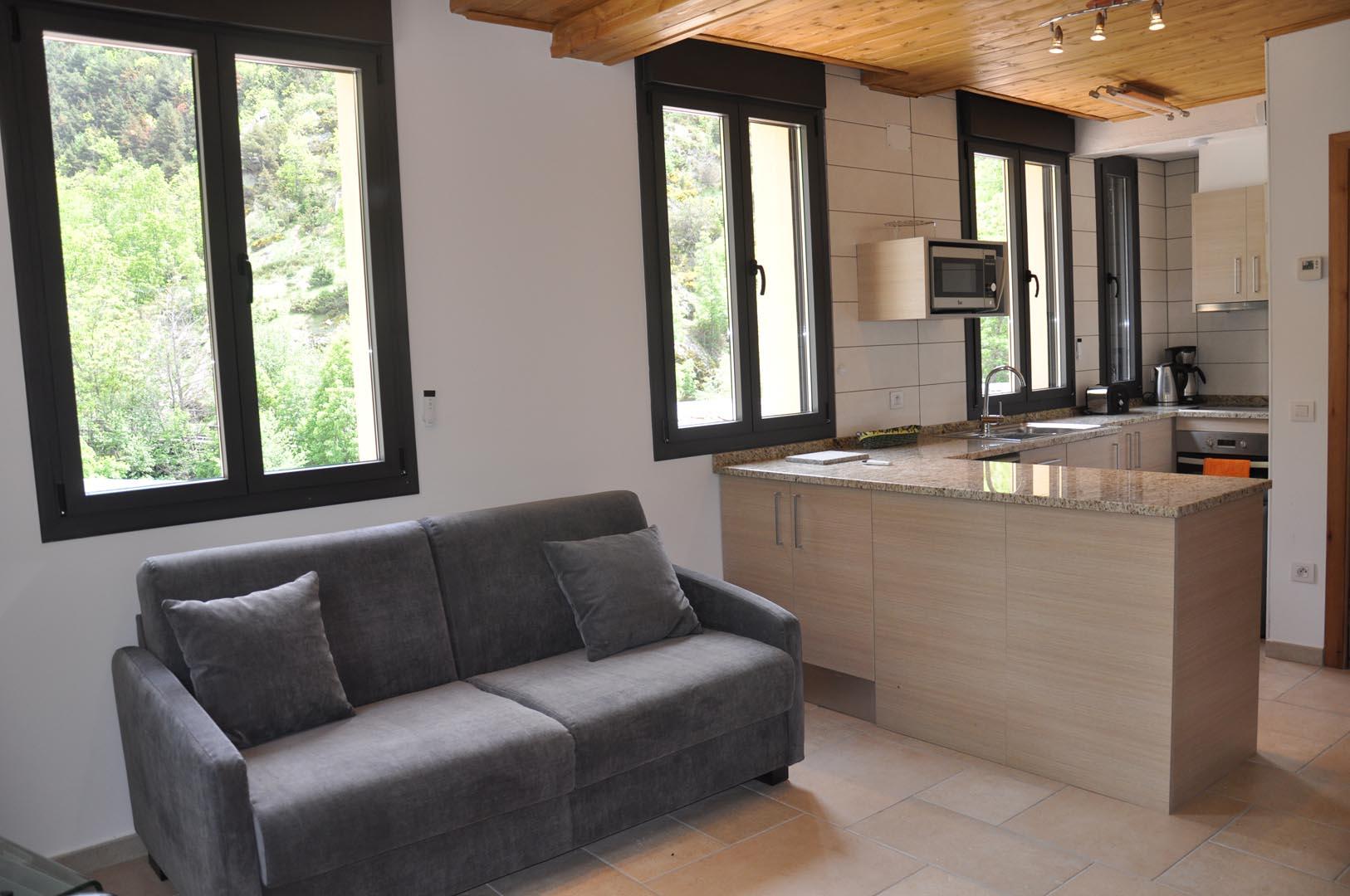 Apartemento Le Puigmal