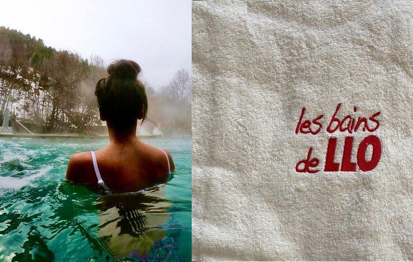 Entrée aux Bains + Drap de bains – achetez à l'avance et profitez des promos Web !